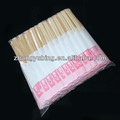 color paper wrapped disposable tensoge bamboo chopsticks