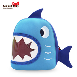wholesale custom new design waterproof outdoor cartoon animal children school 3d backpack bag cheap import kids child school bag