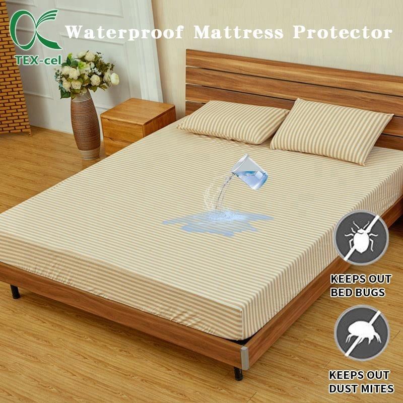 Waterproof Jersey Cotton Mattress Protector - Jozy Mattress | Jozy.net