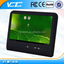 10.1 inch 3g taxi LCD advertising player for advertising in bus ,Train