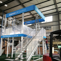 Shanghai trade show double deck stand for trade show exhibition, exhibition stand design