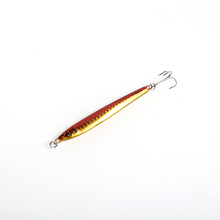 Blister packaging fishing lures