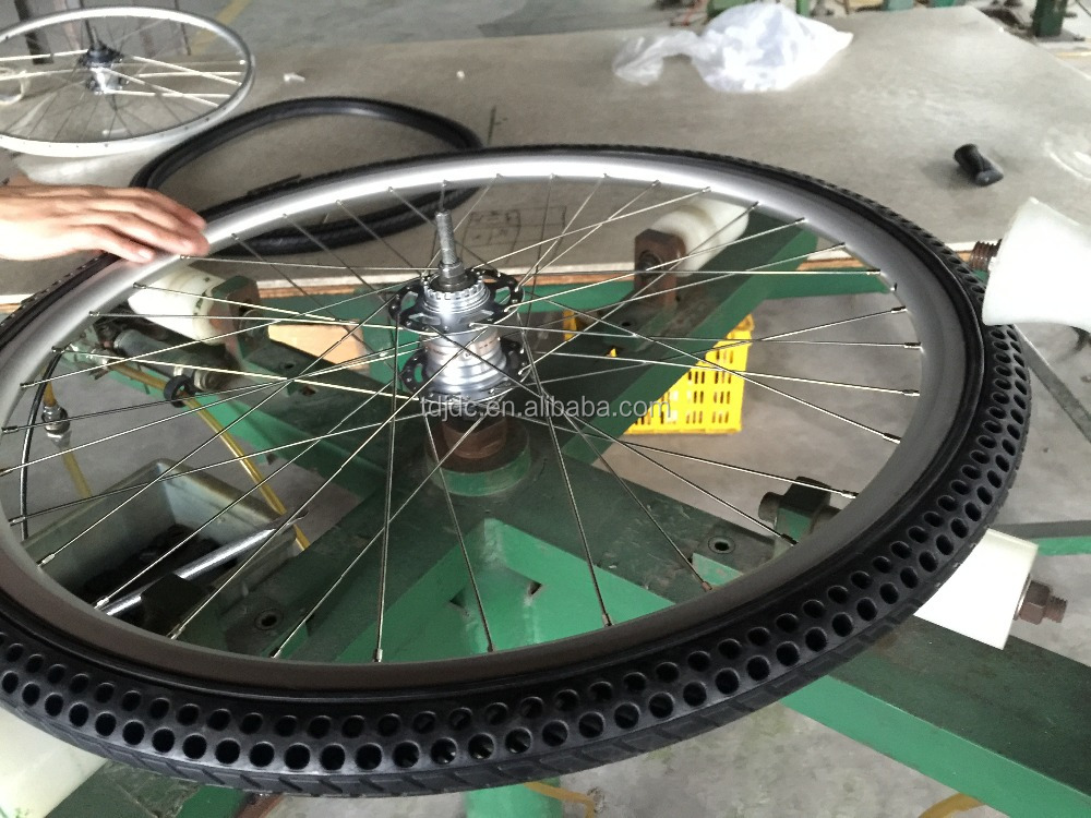 26 Inch 1.5 1.75 inner tire inflation free solid tire best quality for bikes tubeless tire