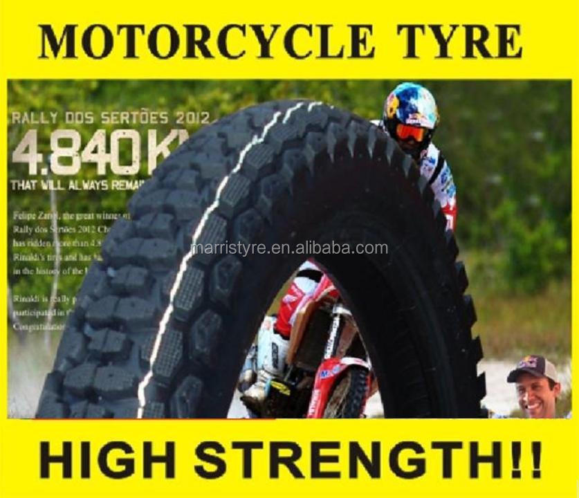 off Road Pattern Motorcycle Tyre 3.00-18 3.00-17