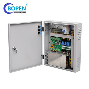 Bopan DC24V Best Sales Smartphone App Multifunctional Fire Alarm Switch for Intelligent Home System