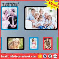 Writing plate mini photo frame manufacturer for wedding souvenir oem