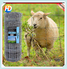 sheep goat wrought iron livestock farm galvanized woven wire mesh fence for animals