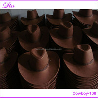 www.alibaba.com coffee color cheap wholesale cowboy hat