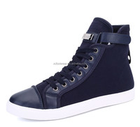ASL2191 men popular british style high-cut skate leisure casual shoes with