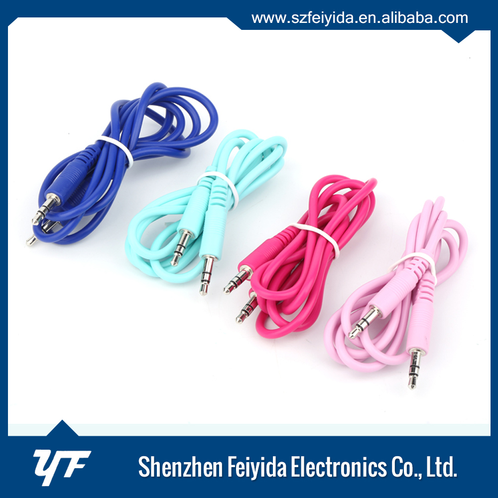 Pink, Red, Blue, Purple, Rose mobile phone micro usb charger cable