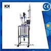 Hot sale fractionating unit for lab distillation/Extraction