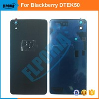 For BlackBerry DTEK50 Battery Cover Door Housing Case With Rear Camera Lens Original Replacement Parts