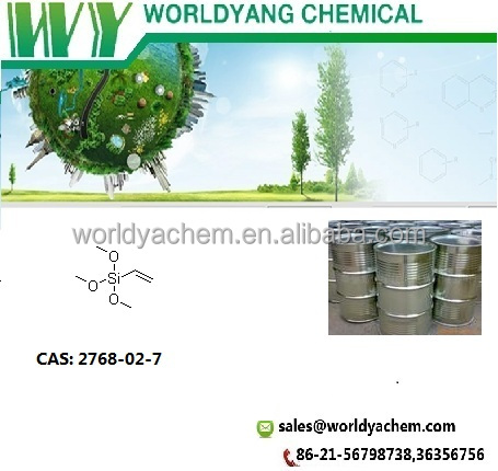 Worldyang Vinyltrimethoxysilane;VTMO; cas no 2768-02-7;99%