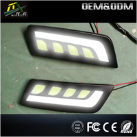 Car Accessory auto driving light led daytime running light For Ford ranger 2011 - 2015