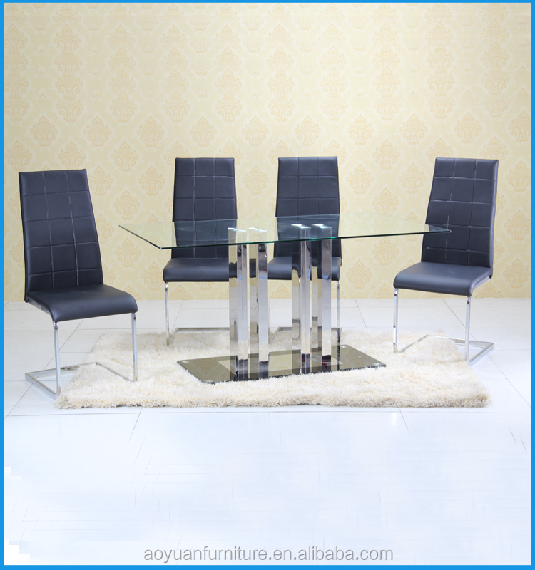 malaysia modern design dining table and chair set View  : HTB145SpIFXXXXbZaXXXq6xXFXXXl from www.aoyuanfurniture.com size 750 x 800 jpeg 408kB