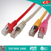 Factory Price utp cat6a ftp sftp stp lan cable Ethernet-kablar FTP kabel Patch cord