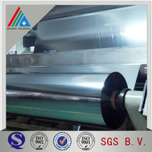 al coated pet film pet plastic roll mpet film