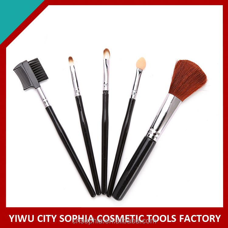 New arrival originality small makeup brush set with good offer