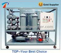 Insulating Oil Recycling Filter/Portable Oil Purifier/Oil Sludge Treatment Device