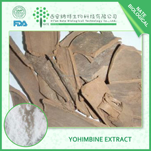 New Products Sex Medicine Pure Natural Yohimbe Bark Extract 98%