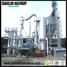 small gasifier biomass waste gasifier electric generator
