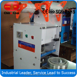 automatic Cup Sealing Machine/cup sealer with cheap price