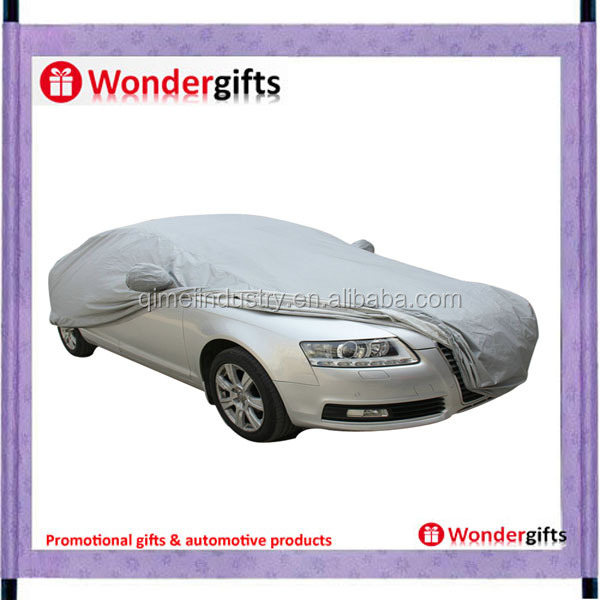 Scratch resistant protected body covers outdoor sedan car covers