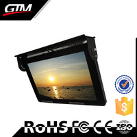 19'' LCD TFT Type and Taxi Application 2 Video /Audio Car Headrest Mounted Monitor