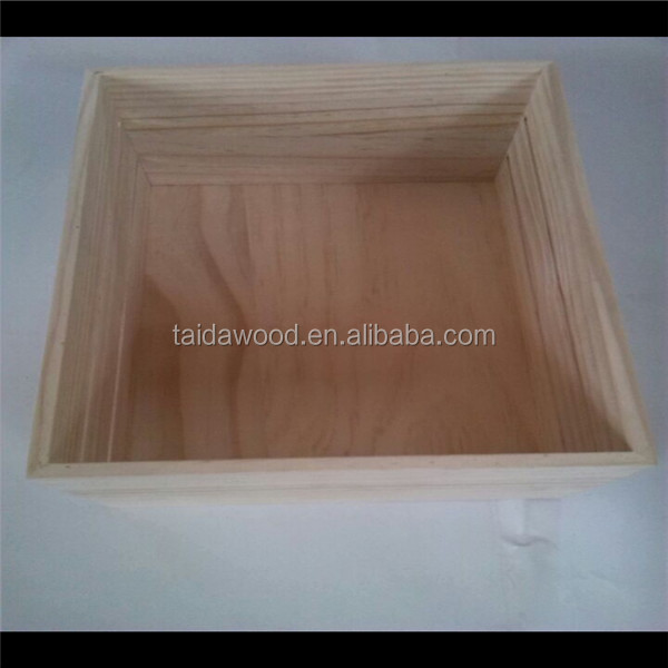 Best-selling Wooden Fuit and Vegetable Box