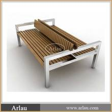 Arlau FW27A indoor wooden long benches