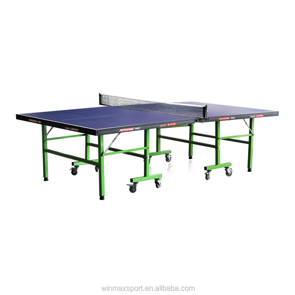 International standard size movable table tennis table buy table tennis table table tennis - Dimensions of a table tennis board ...