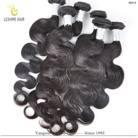 China Factory Wholesale Gorgeous Brown/Blonde Mixed Human Hair Extension