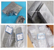 Factory Price and Competitive Tellurium Metal Ingot