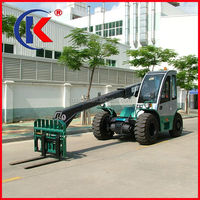fork lift truck to tractor, auto hydraulic lifter share parts, atv power steering telescopic forklift hot sale 2014