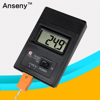 Indoor Hygrometer Prices Digital Thermometer Instrument Humidity for barbershop industrial Temperature Controller thermometer