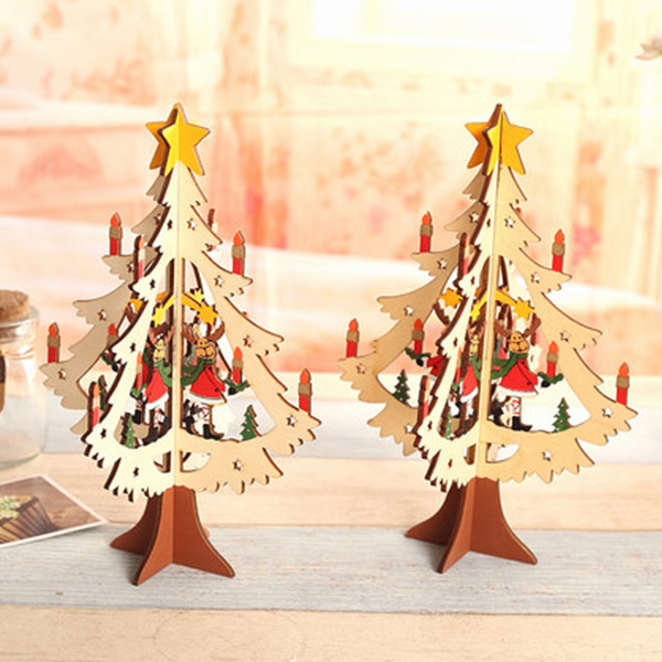 Bulk Wholesale Promotion Mini Felt Christmas Tree With