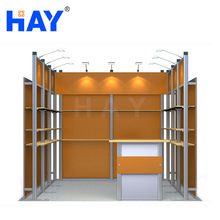 Custom Promotional Aluminum Exhibition Booth 10x10