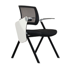 Leadcom foldable chairs for conference room with writing board LS-5068