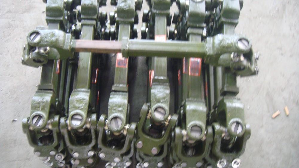 Triangle Pto Shaft Tubing : Pto shaft triangle tube rotary tiller blade disc harrow