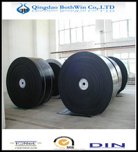 China cold resistance rubber conveyor belt export all kind of types made in China