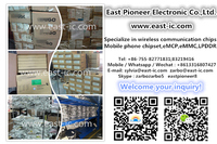 New and original in high quality ! Mobile phone ic & memory chips 32GB for samsung emmc KLMBG4GE4A-A001
