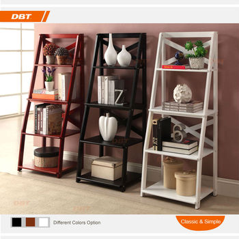DBT antique 4-tier shelf