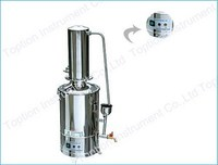 Creative top quality table water distiller