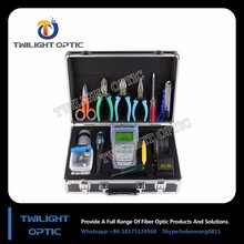 Fiber Optic Fusion Splicing Tool Kit Box Including 26 Tools Manufacturer&Supplier&Factory