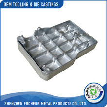 Custom made aluminum die casting production part