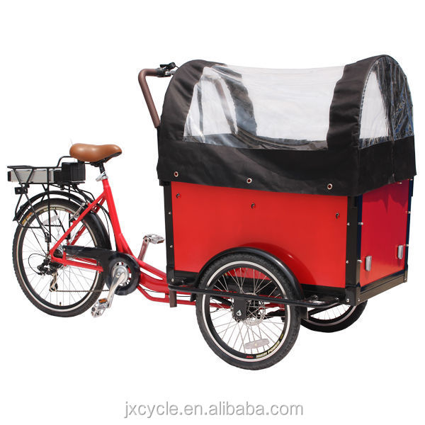 3 wheeler cargo tricycle