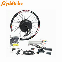 Cheap Customized 52v 3000w electric bike hub motor kit for sale