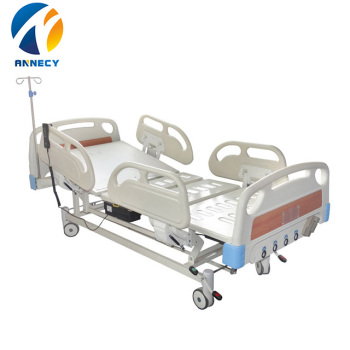 AC-EB007 medical devices products manual and electric bed hospital bed for sale