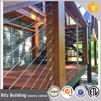 Ritz High Quality Aluminium Cable Railing