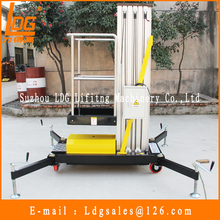 8m aluminium alloy mobile portable lift platform with GTWY8-100